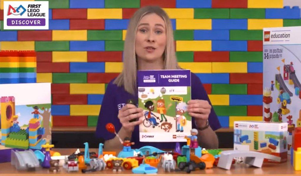El5Nq5QXgAgm Gn - Raising Robots - LEGO Education SPIKE Prime, MINDSTORMS & WeDo 2.0