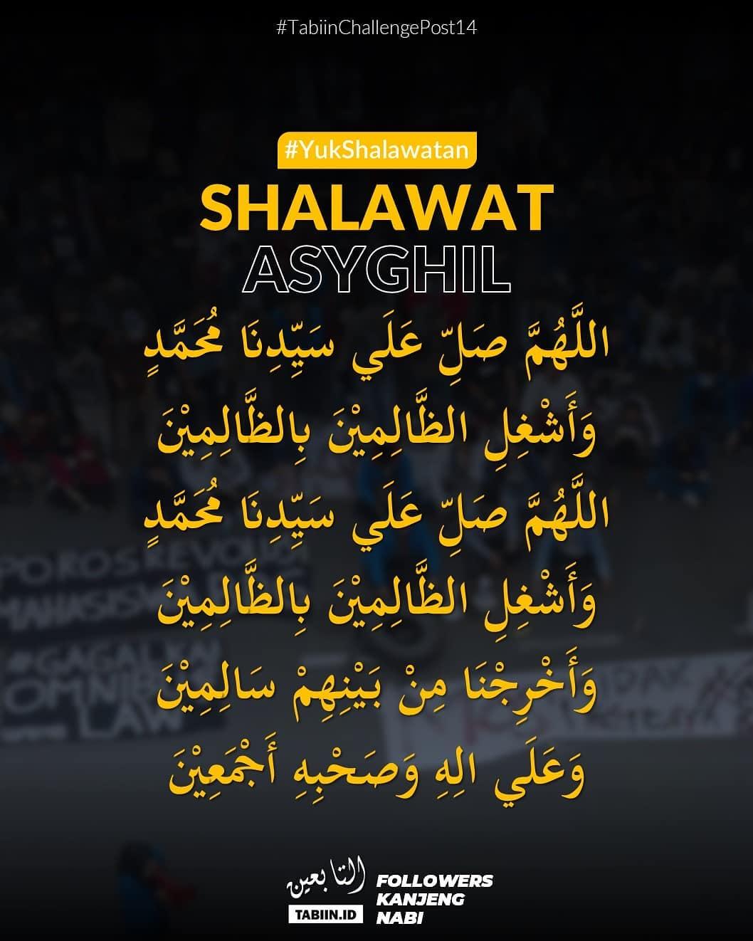 Sholawat Asyghil Dan Artinya : sholawat, asyghil, artinya, Prapto, Pinardi, Twitter:,