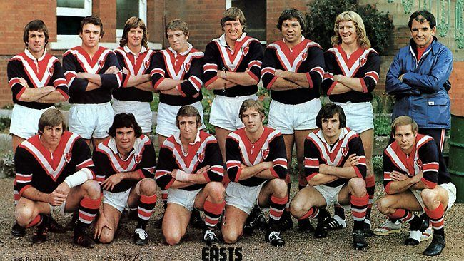 A record that has now stood for 45 years goes into a 46th year.  Never forget one of the Greatest Rugby League sides of all time !! The 1975 Eastern Suburbs Roosters !  @sydneyroosters #EastsToWin