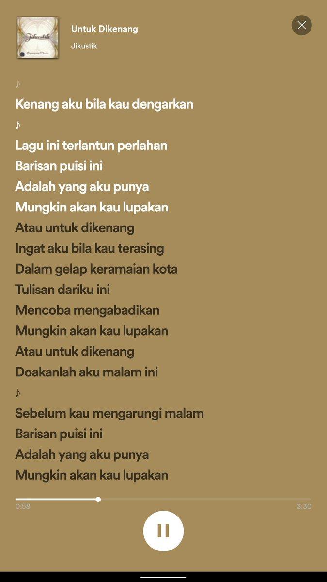Barisan Puisi Ini : barisan, puisi, (@azismon), Twitter
