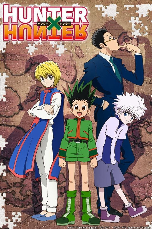 Hunter X Hunter Anime Suite : hunter, anime, suite, 𝑦𝑢𝑢𝑗𝑖, Twitter:,