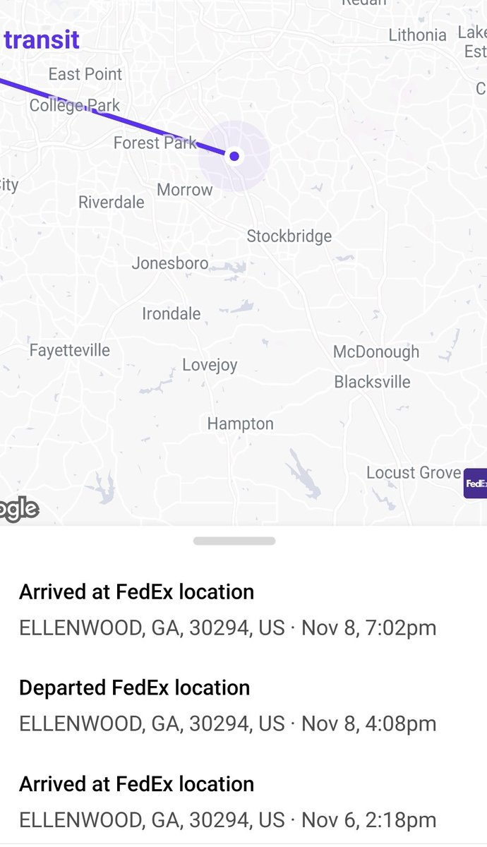 Fedex Live Map Tracking : fedex, tracking, FedEx, Twitter:,