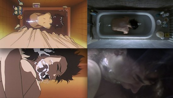 "SensCritique on Twitter: """"Perfect Blue"" [Satoshi Kon, 1999] 🥊 VS 🥊 ""Requiem for a Dream"" [Darren Aronofsky, 200]… """