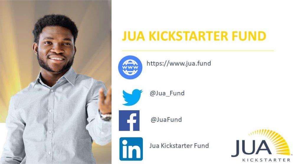 Jua Kickstarter Fund (@Jua_Fund)   Twitter