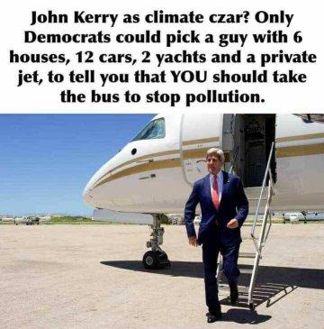 Afbeeldingsresultaat voor john kerry the climate czar
