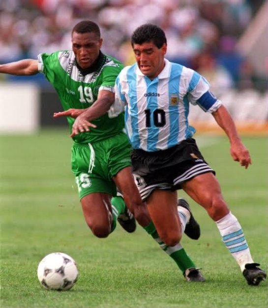 "🇳🇬 Super Eagles on Twitter: ""💔💔💔 RIP Diego Maradona.… """