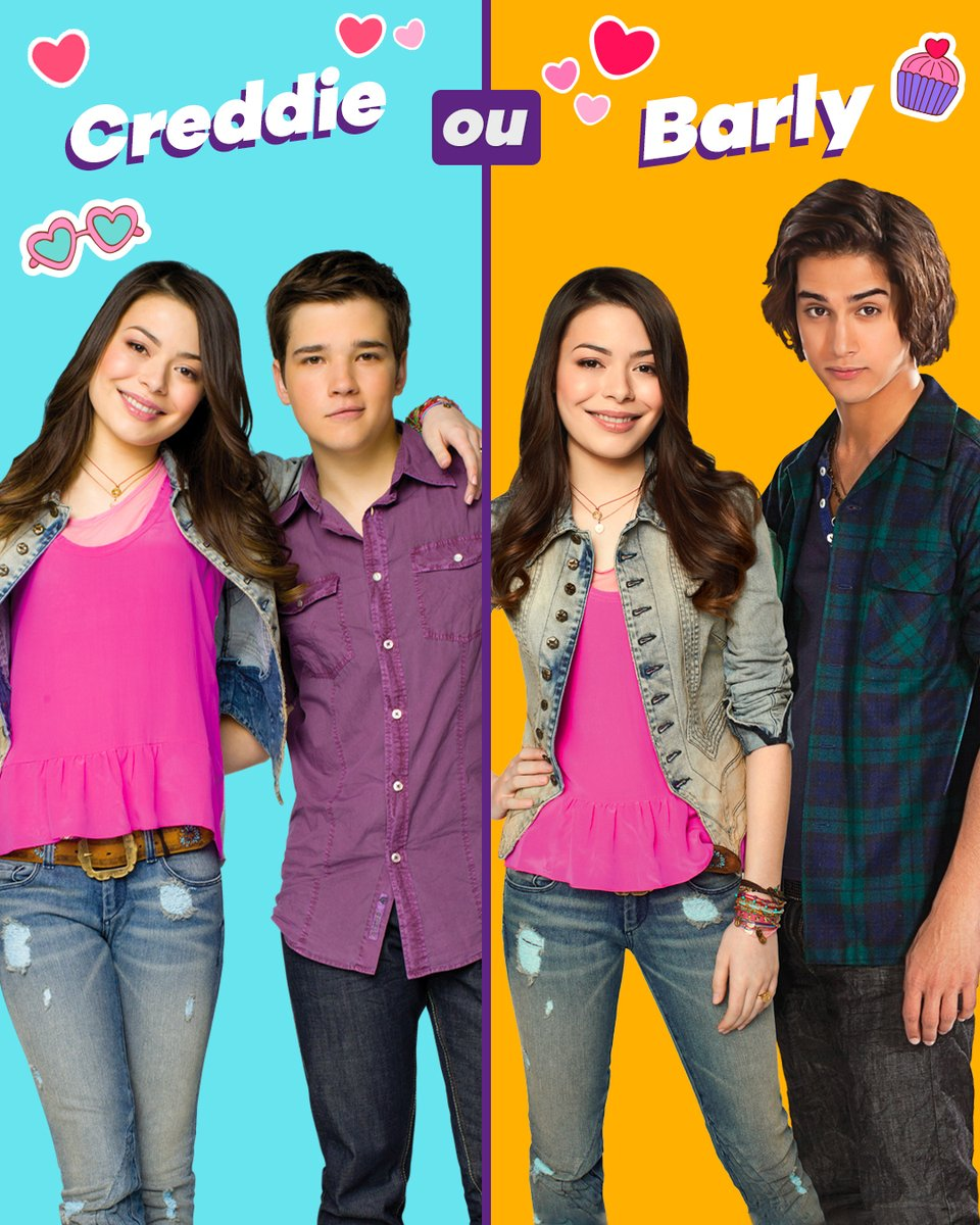Icarly Victorious : icarly, victorious, NICKELODEON, Twitter:,
