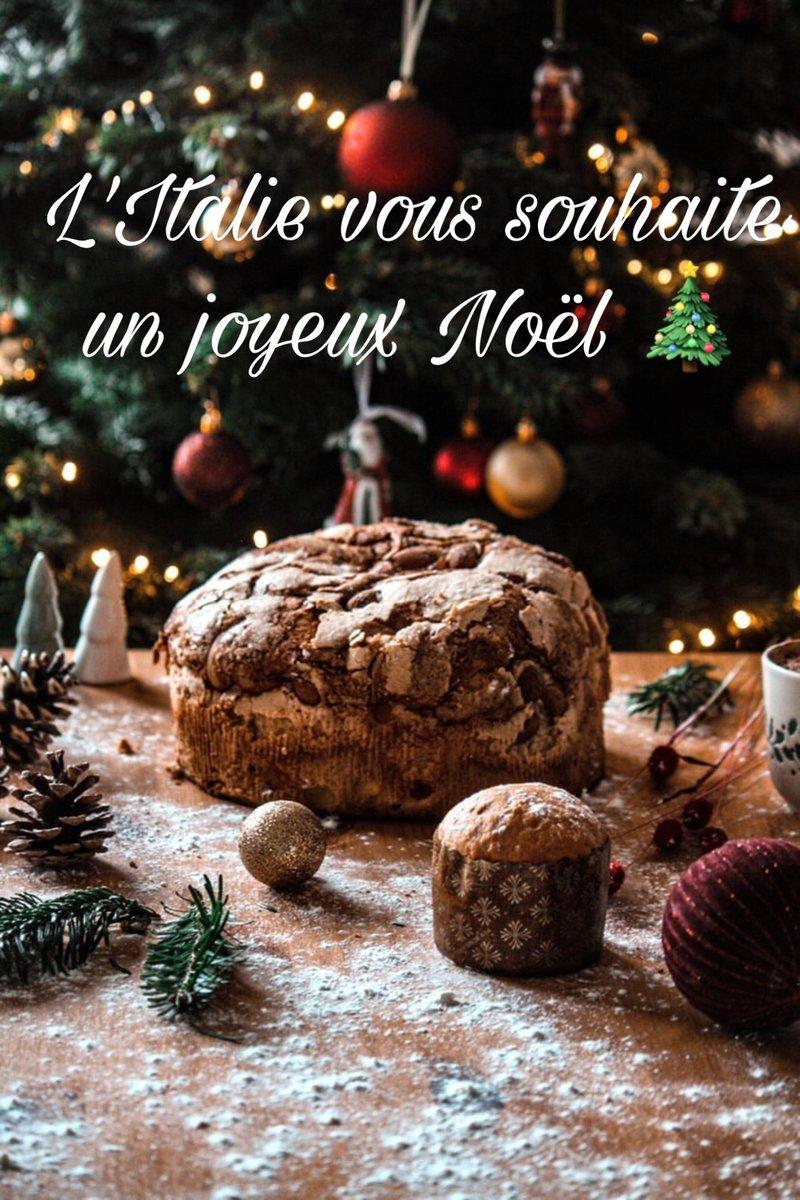 On Vous Souhaite Un Joyeux Noël : souhaite, joyeux, noël, Italie, Twitter:,