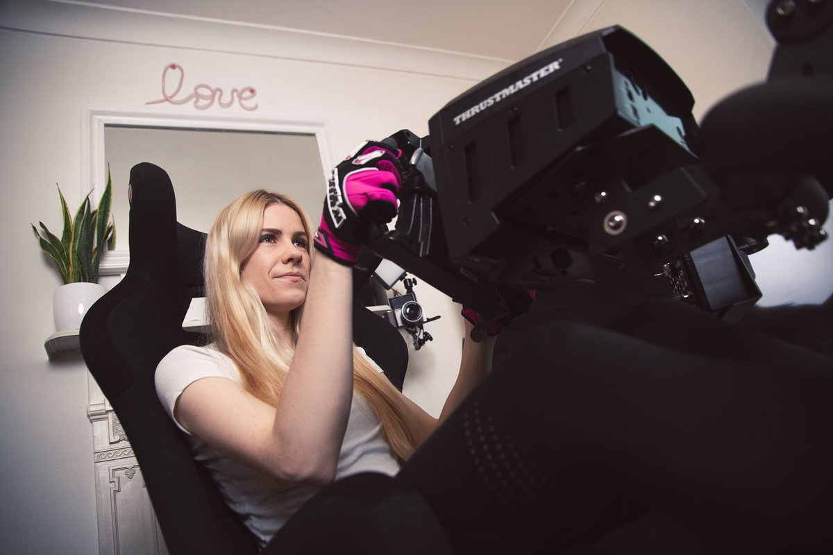F1 Esports Series Women's Wildcard launched