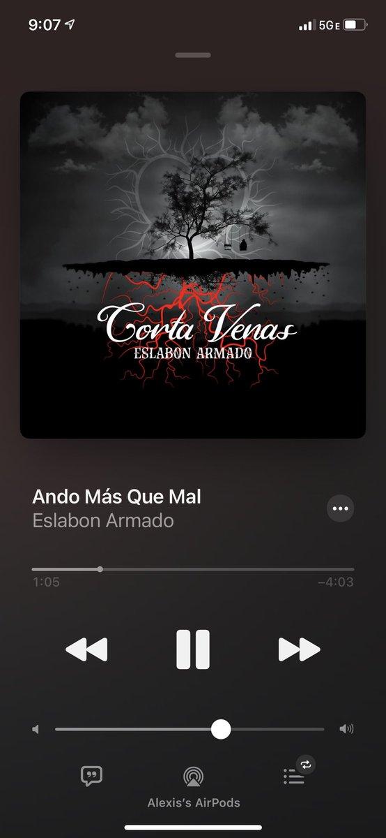 Ex Eslabon Armado Lyrics : eslabon, armado, lyrics, #eslabonarmado, Hashtag, Twitter