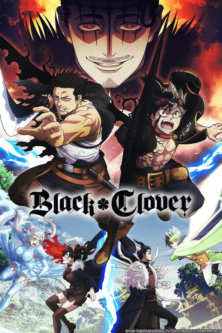 Black Clover 110 Vostfr : black, clover, vostfr, Black, Clover, VOSTFR, 1080p