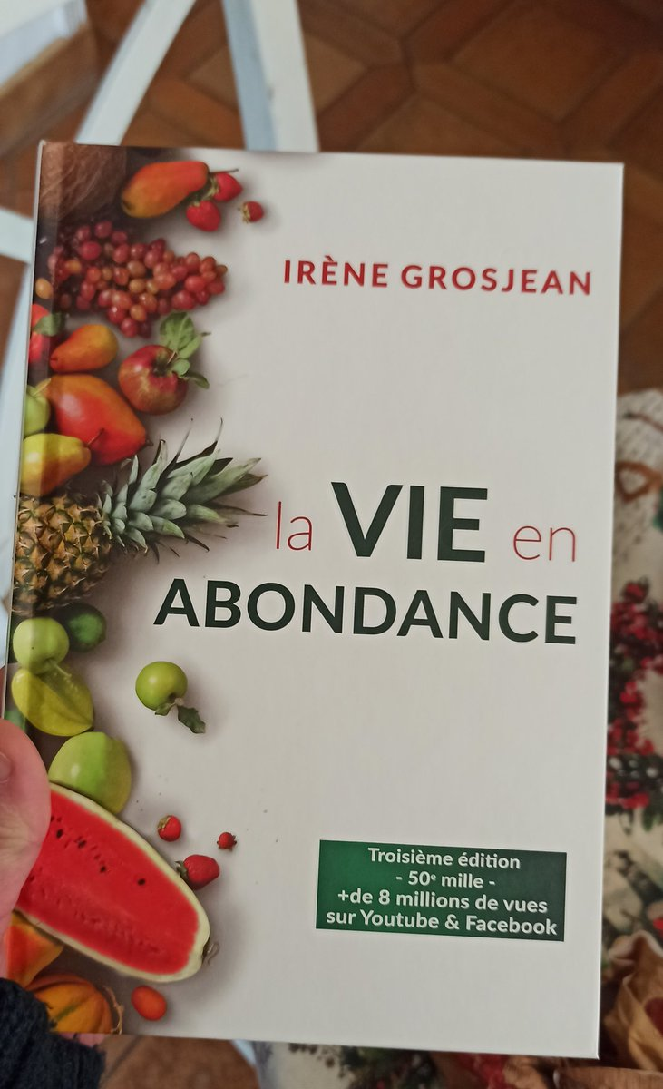 La Vie En Abondance Irène Grosjean Pdf : abondance, irène, grosjean, Thread, @mojoboam, Reader