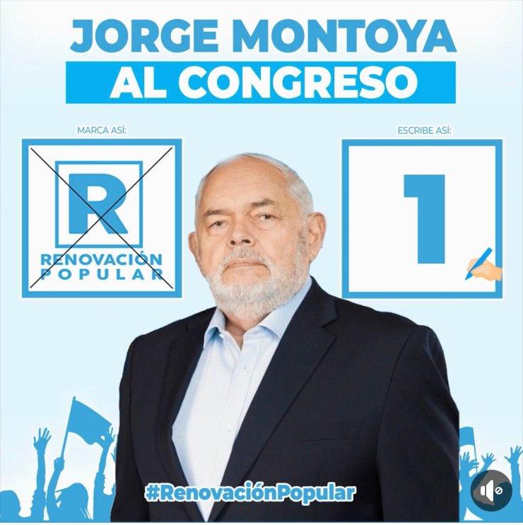 "Jorge Montoya 🇵🇪 on Twitter: ""#AlmiranteJorgeMontoya #JorgeMontoya2021  Candidato #SegundoVicePresidente y #AlCongresoNumero1 con  #RenovacionPopular #R1… https://t.co/d4EMezzfAH"""