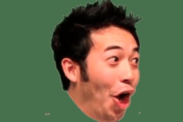 pogchamp twitch emoticón