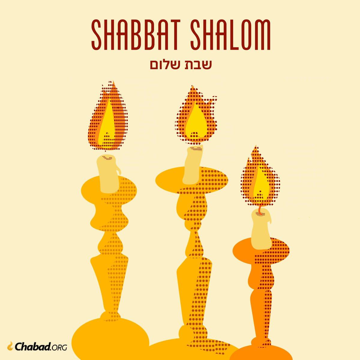 chabad org on twitter shabbat shalom