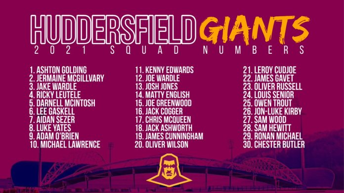 Exciting times ahead for @Giantsrl can't wait for the season to get going