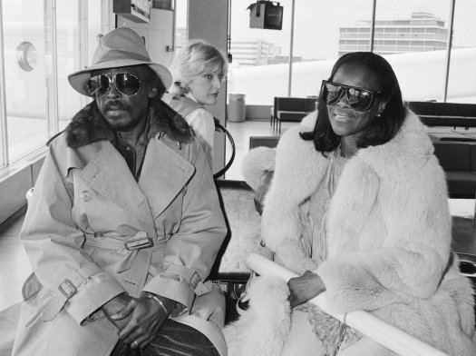 "jeff's tweet - ""Cicely Tyson & Miles Davis were married ..."