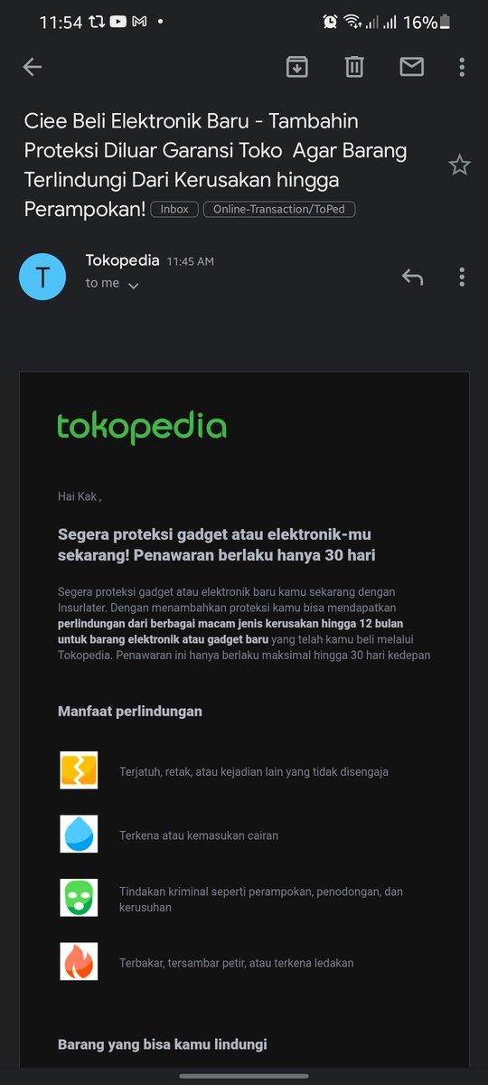 Proteksi Gadget Tokopedia : proteksi, gadget, tokopedia, Tokopedia, Twitter:,