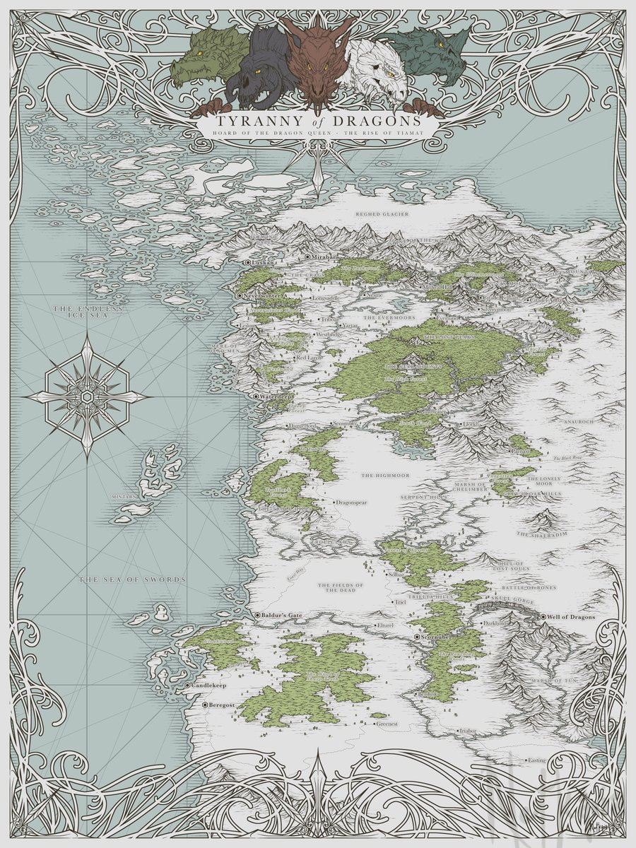 Tyranny Of Dragons Maps : tyranny, dragons, Nethkaria:, Mother, Houseplants, Twitter:,