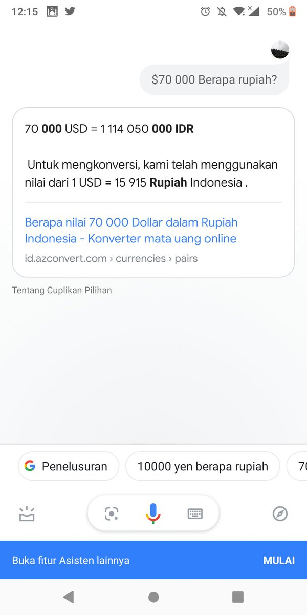 10000 Dollar Berapa Rupiah : 10000, dollar, berapa, rupiah, JANGAN, REPLY, HT‼, Twitter:,