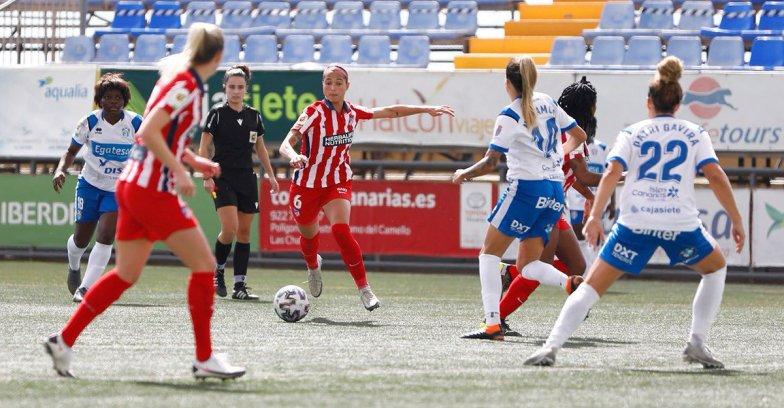 Resultado de imagen de UDG Tenerife Atleti