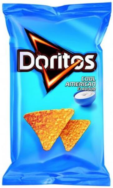 Doritos American Flavor : doritos, american, flavor, VOGUE, Tired, Poverty, Twitter:,