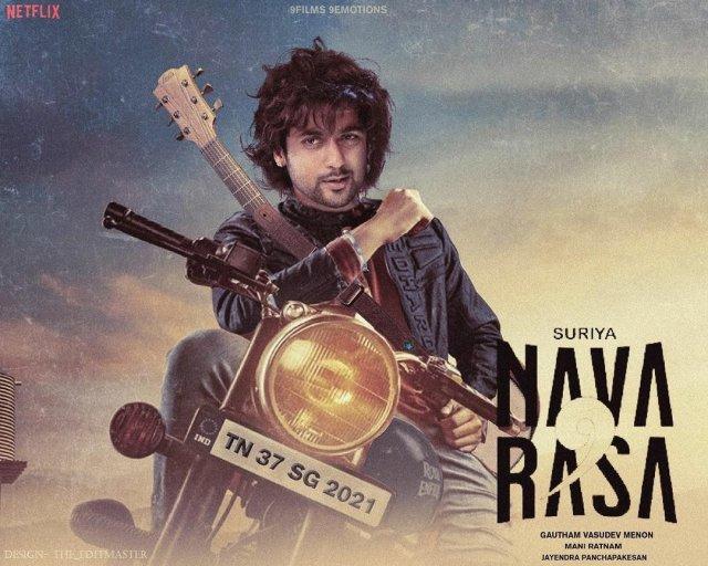 "𝐒𝐔𝐑𝐈𝐘𝐀 𝐎𝐧𝐥𝐢𝐧𝐞 𝐅𝐚𝐧𝐬 𝐏𝐚𝐠𝐞 ™ on Twitter: ""• Classy Fanmade  Poster for #Navarasa ❤️ Design : @EditmasterThe @Suriya_offl @menongautham  #Suriya40 #VaadiVaasal #Suriya… https://t.co/MwzIuAOjER"""