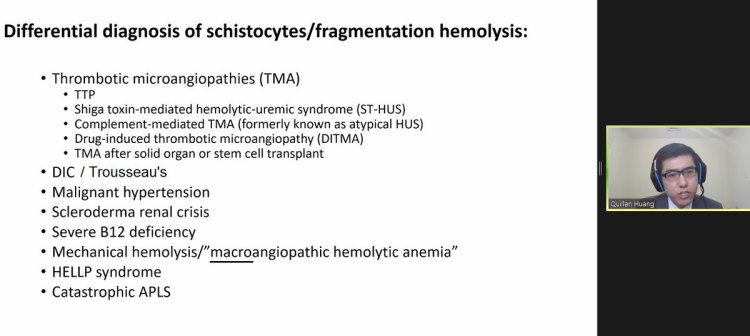 MedTweetorial: #Tweetorial Author: @BCM_InternalMed  Type: #MedEd Specialty: #HemeOnc #Hematology Topics: #MAHA #MicroangiopathicHemolyticAnemia #Schistocytes #MAHAMimickers #Scleroderma #TTP