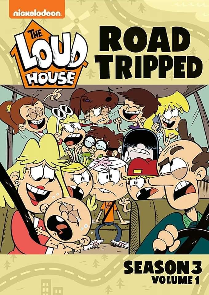 The Loud House Season 6 : house, season, AKBAR, Twitter:, Terbaru, Episode, House, Season, (volume, Tripped, #theloudhouse, #TheCasagrandes, #Nickelodeon…, Https://t.co/nu1loQaPcS