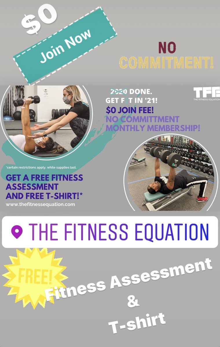 Tfe One Loudoun : loudoun, Fitness, Equation, (@TFEquation), Twitter