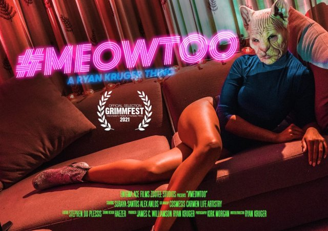 #Meowtoo Grimmfest Shorts 2021