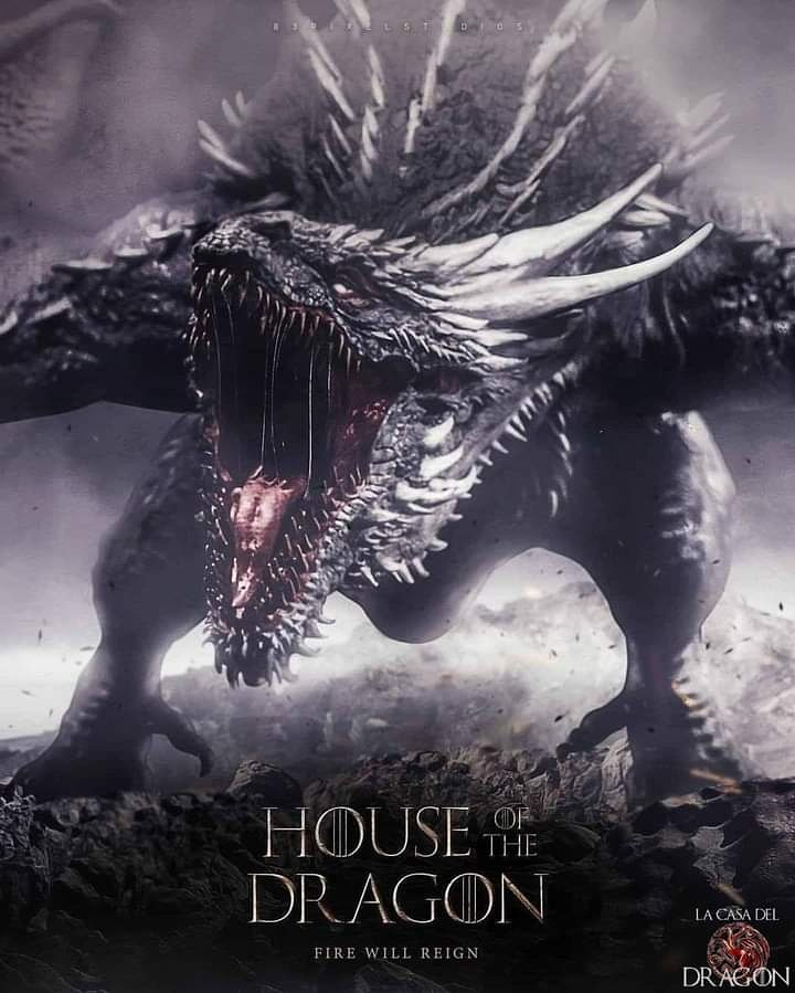 """Oliver Queen on Twitter: """"AMIGOS!!! Nuevo poster de """"House of the dragon"""". Proximamente!!!… """""""