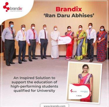 Brandix launches 'Ran Daru Abhises' to strengthen Sri Lanka's learned workforce | LankaTalks