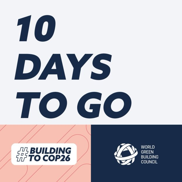 Ahead of #COP26 hopefully @Najim_Ali books strategies be promoted togother with,the #BuildingToCOP26 Coalition to halve the #builtenvironment's emissions by 2030 .That will help All countries include full building decarbonisation targets #SDGs #SDG7 #SDG11 #SDG13 #GlobalGoals