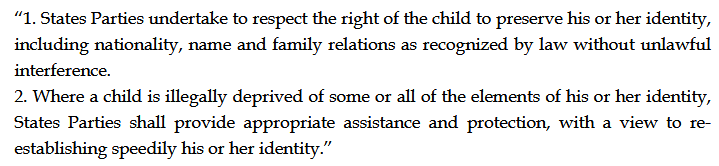 In the case of Mincheva v. Bulgaria, a mother was not able to see her son for two years due to the father's resistance. She filed a suit because of the lack of remedy by which to bring up her complaint under  Bulgarian law & the delay of custody proceedings  #ParentalAlienation