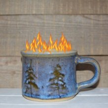 Daily Cup of FIRE