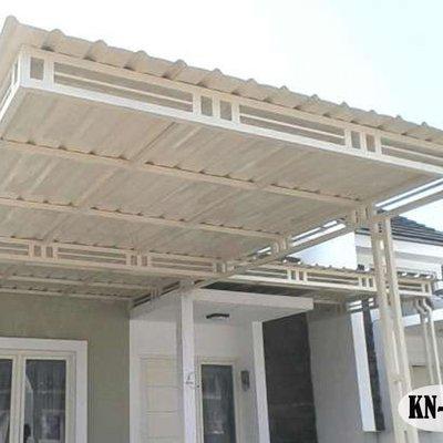 canopy baja ringan minimalis kanopi dan las twitter