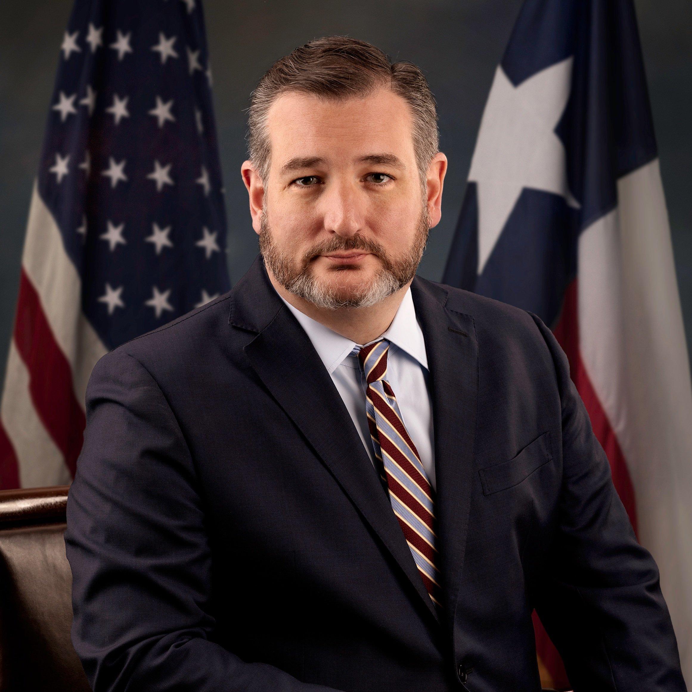 senator ted cruz sentedcruz