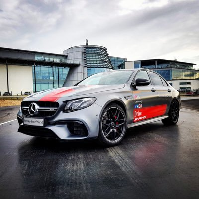 mercedes benz world on
