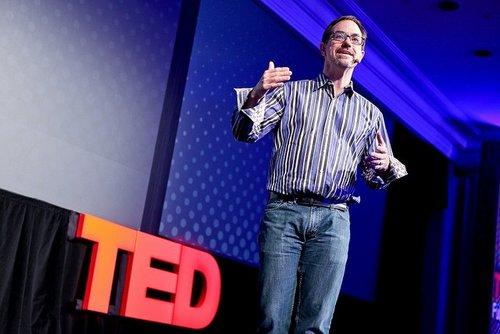 Princeton GBS professor and TED speaker J.D. Schramm