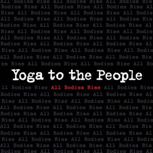 Image result for yoga to the people