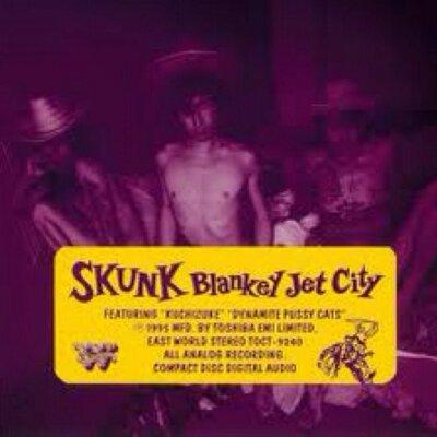 BLANKEY JET CITY歌詞bo (@blankeybot) | Twitter