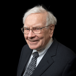 Warren Buffet financial advice