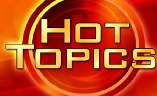 Hot Topics Hottopicstv Twitter