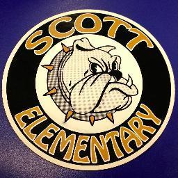 Scott Elementary Bulldog