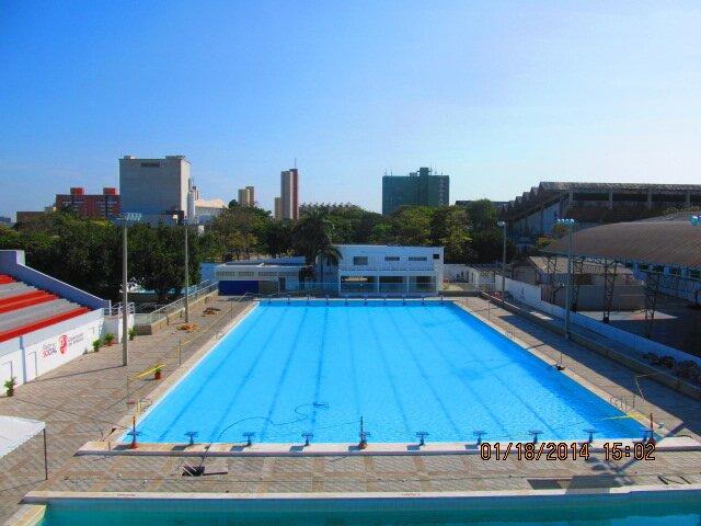 Que pasa si cae un rayo en una piscina olimpica  Pgina 2  ForoCoches
