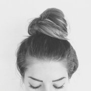 draw hair with charcoal pencils