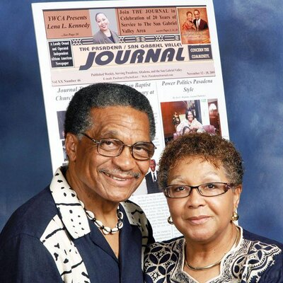 The Pasadena / San Gabriel Valley Journal Serving the Pasadena / San Gabriel Valley | A locally owned and operated independent African American newspaper