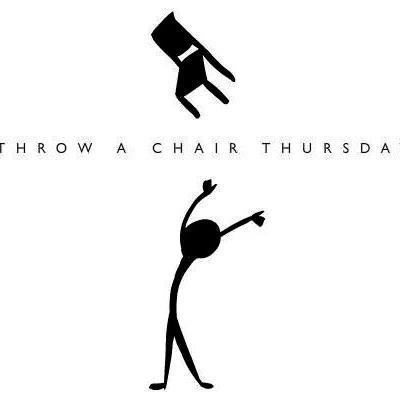 throw a chair throwachair
