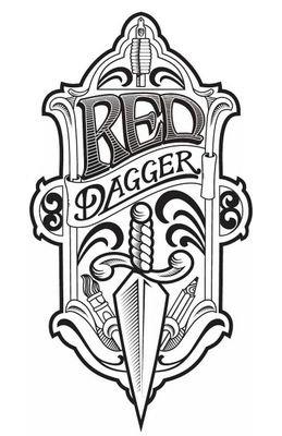 Red Dagger Tattoo : dagger, tattoo, Dagger, Tattoo., (@reddaggertattoo), Twitter